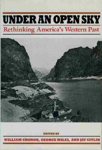 9780393029932: Under an Open Sky: Rethinking America's Western Past