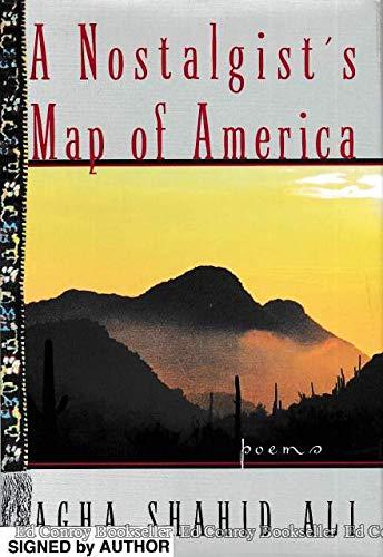 9780393030211: A Nostalgist's Map of America: Poems