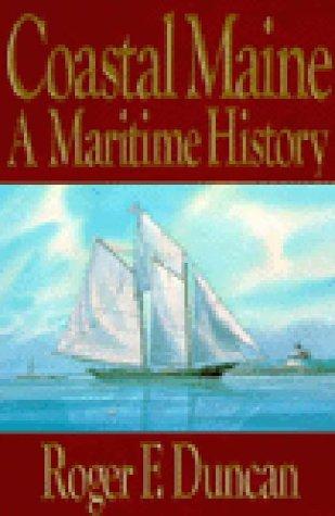 9780393030488: Coastal Maine: A Maritime History