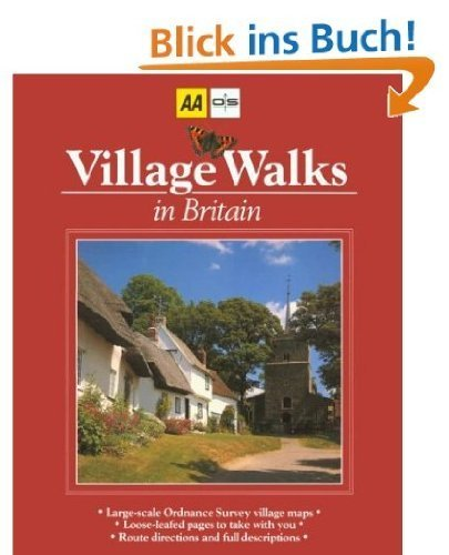 9780393030631: Village Walks in Britain