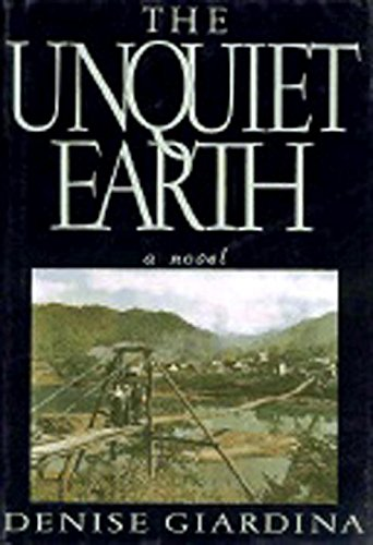 9780393030969: The Unquiet Earth: A Novel
