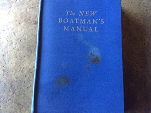 The New Boatman's Manual