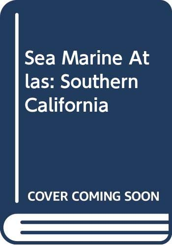 Sea Marine Atlas: Southern California (0393032191) by Crawford, William P.
