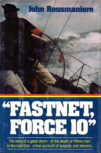 9780393032567: Fastnet, Force 10