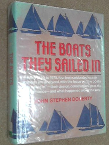 9780393032994: Boats They Sailed in