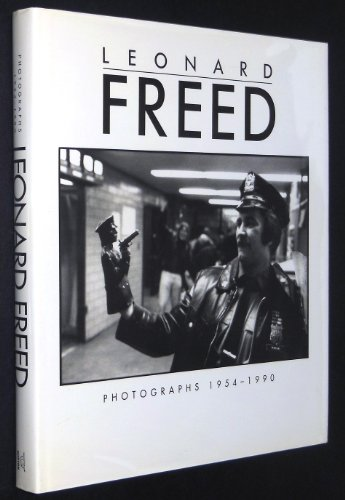9780393033502: Leonard Freed: Photographs 1954-1990