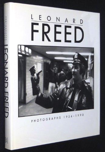 9780393033502: Leonard Freed: Photographs 1954-1990