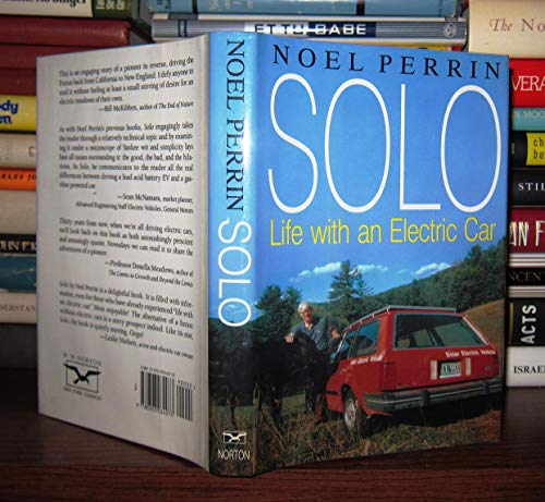 9780393034073: Solo: Life With an Electric Car