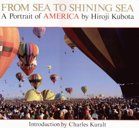 9780393034103: From Sea to Shining Sea: A Portrait of America