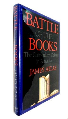 9780393034134: Battle of the Books: Curriculum Debate in America