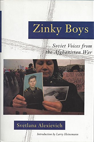 9780393034158: Zinky Boys: Soviet Voices from the Afghanistan War