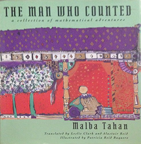 9780393034301: THE Tahan: the Man Who Counted (Cloth)