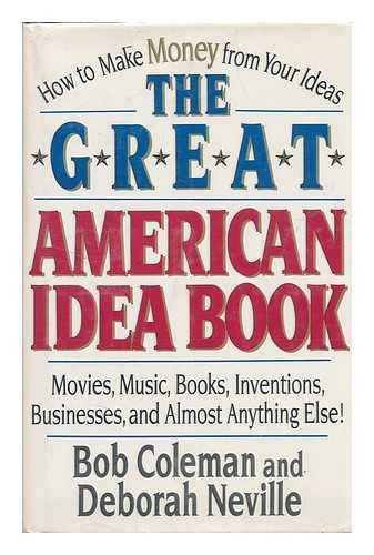 9780393034479: The Great American Idea Book : How to Make Money from Your Ideas