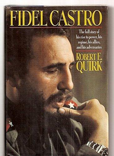 9780393034851: Fidel Castro