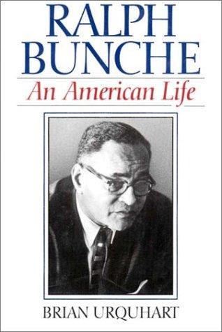 9780393035278: Ralph Bunche: An American Life