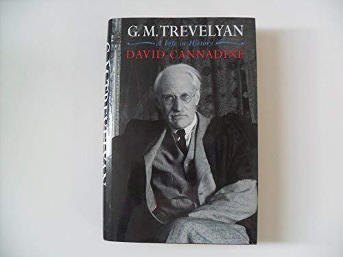 9780393035285: G.M. Trevelyan: A Life in History