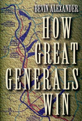 9780393035315: How Great Generals Win