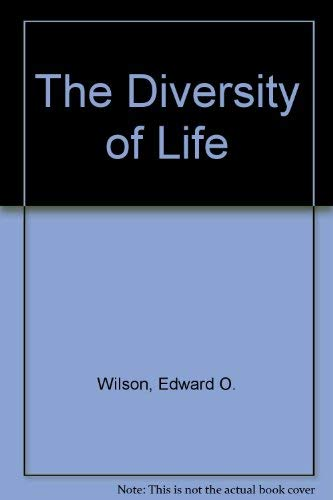 9780393035384: The Diversity of Life