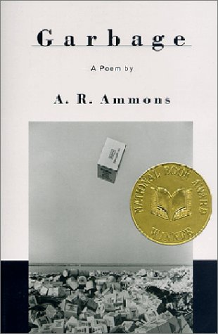 Garbage: A Poem: Ammons, A. R.