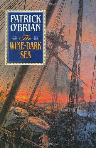 9780393035582: The Wine-Dark Sea (Aubrey Maturin Series)