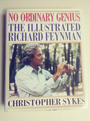 9780393036213: No Ordinary Genius: The Illustrated Richard Feynman
