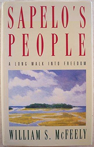 9780393036435: Sapelo's People: A Long Walk into Freedom