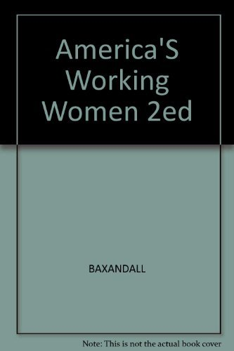 9780393036534: America's Working Women: A Documentary History 1600 to the Present