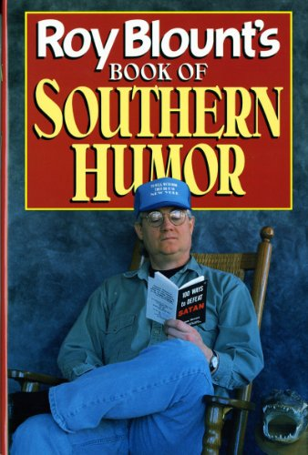 Roy Blount's book of Southern Humor (Signed): Blount, Roy