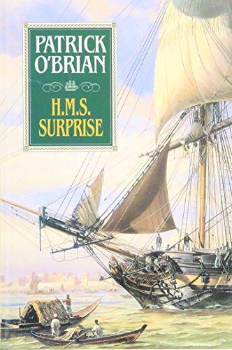 9780393037036: H. M. S. Surprise (Aubrey Maturin Series)