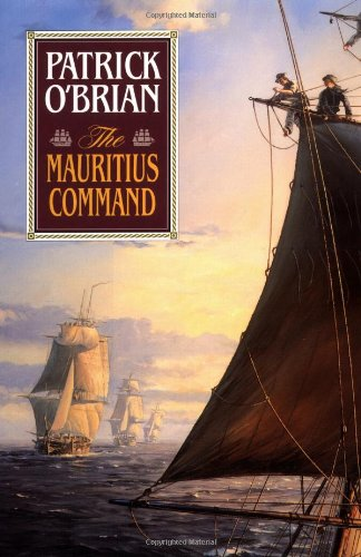 9780393037043: The Mauritius Command (Aubrey Maturin Series)