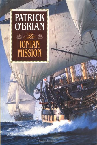 9780393037081: The Ionian Mission (Vol. Book 8) (Aubrey/Maturin Novels)
