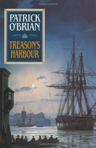 9780393037098: Treason's Harbour