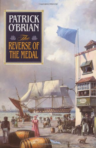 9780393037111: Reverse of the Medal (Aubrey-Maturin)