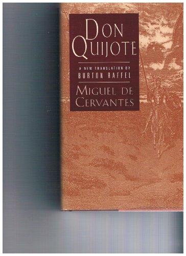 9780393037197: Don Quixote