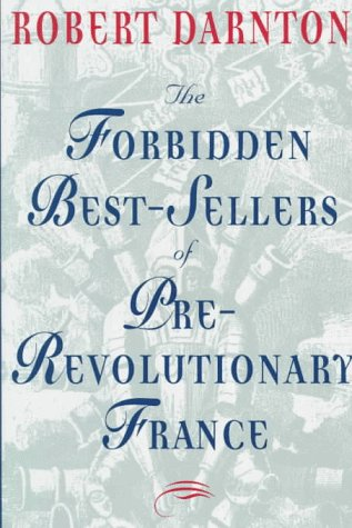 9780393037203: The Forbidden Best-Sellers of Pre-Revolutionary France