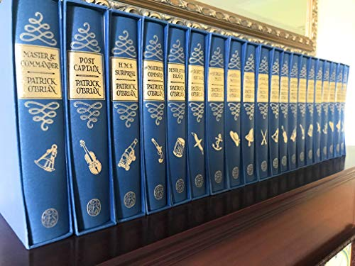 9780393037494: The Complete Aubrey/Maturin Series 16-Volume Cloth Set