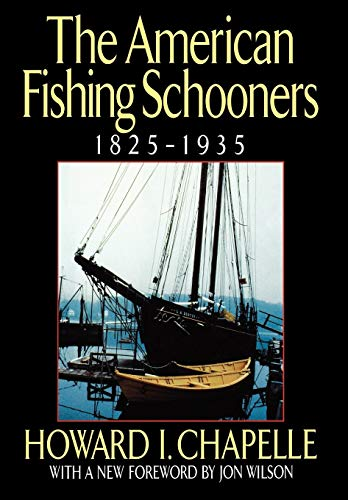 9780393037555: The American Fishing Schooners, 1825-1935