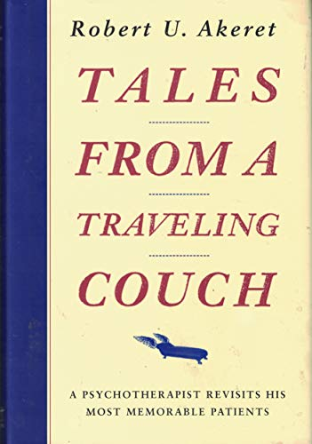 Tales From A Traveling Couch: ROBERT AKERET