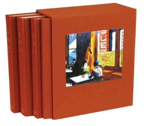 Edward Hopper: a Catalogue Raisonne - Edward Levin