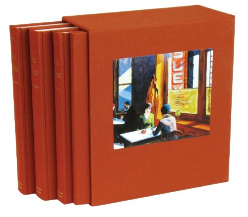 9780393037869: Edward Hopper - A Catalogue Raisonne 4V Set +CDRom