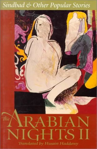 9780393038156: The Arabian Nights II: Sinbad and Other Popular Stories (v. 2)