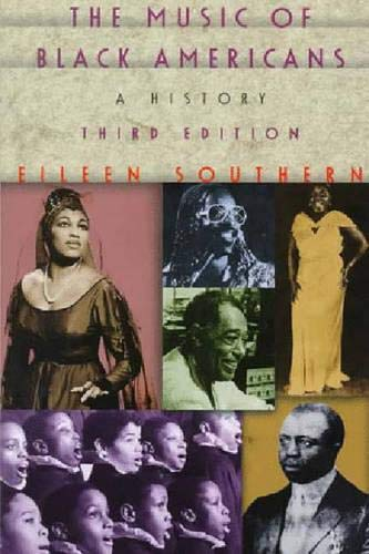 9780393038439: The Music of Black Americans: A History
