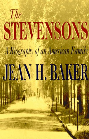 9780393038743: The Stevensons: A Biography of an American Family