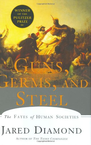 9780393038910: Guns, Germs, and Steel: The Fates of Human Societies