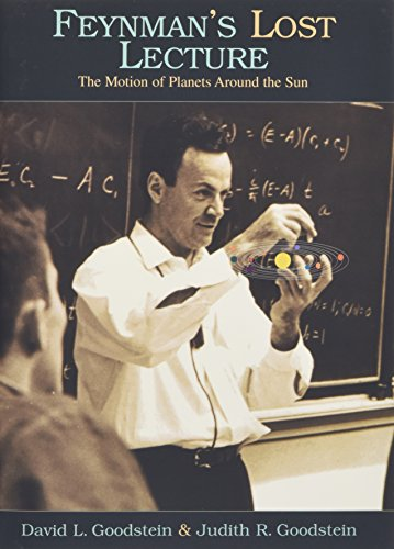 9780393039184: Feynman's Lost Lecture: The Motion of Planets Around the Sun