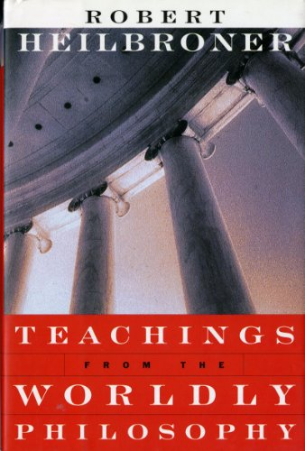 9780393039191: Teachings from the Worldly Philosophy