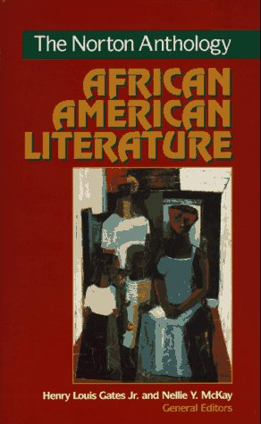 9780393040012: The Norton Anthology of African American Literature