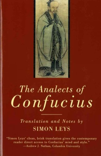 9780393040197: The Analects of Confucius
