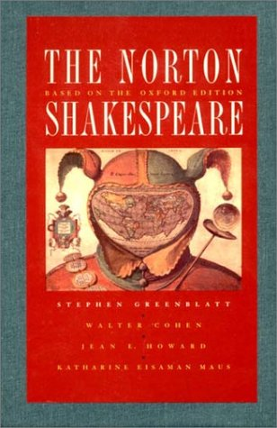 9780393041071: The Norton Shakespeare: Based on the Oxford Edition