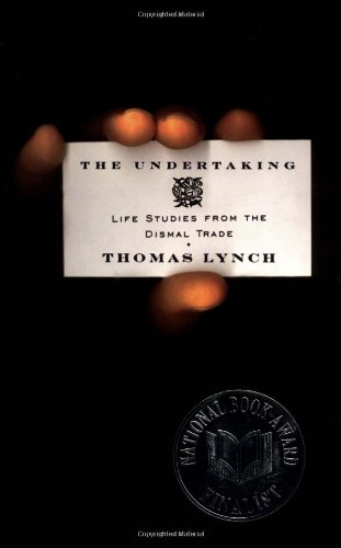 9780393041125: The Undertaking: Life Studies from the Dismal Trade